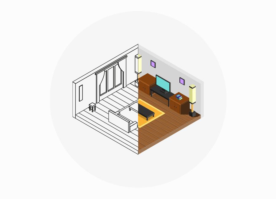 Progettazione 3d bari matera rendering compositing for Programmi progettazione 3d