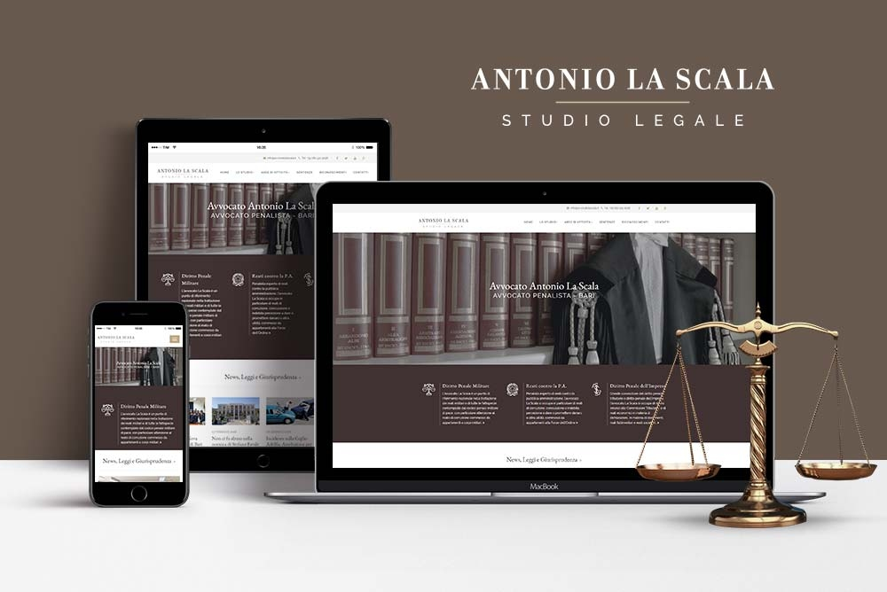 Antonio La Scala - Web design e web marketing
