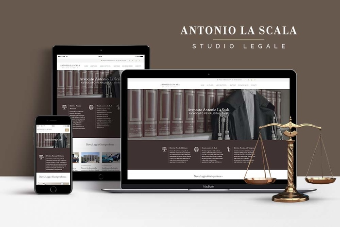 Web design e web marketing Antonio La Scala