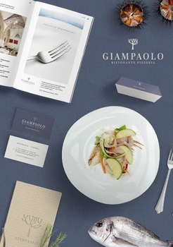 Ristorante Giampaolo, Rebranding, advertising e web design